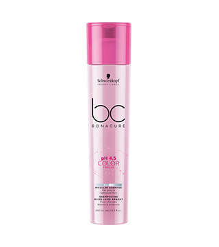 Bonacure Color Freeze Silver Micellar Shampoo 250ml