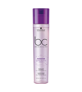 Bonacure Keratin Smooth Perfect Micellar Shampoo 250ml