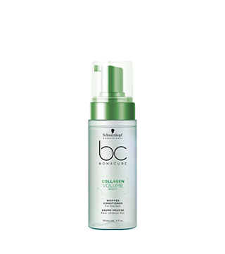 Bonacure Collagen Volume Booster vaahtoava hoitoaine 150ml