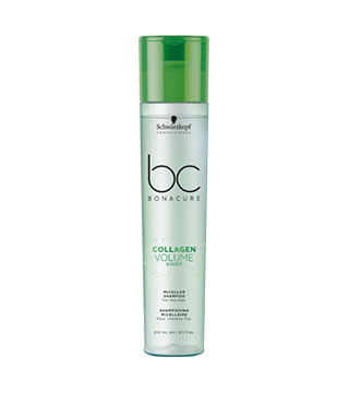 Bonacure Collagen Volume Booster Micellar Shampoo 250ml