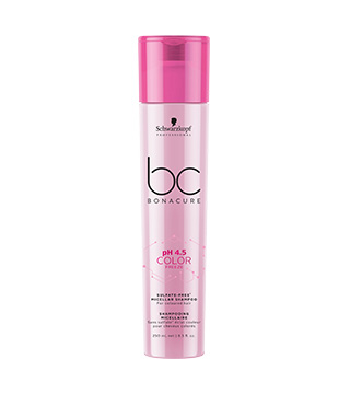 Bonacure Color Freeze Sulfate-Free Shampoo 250ml