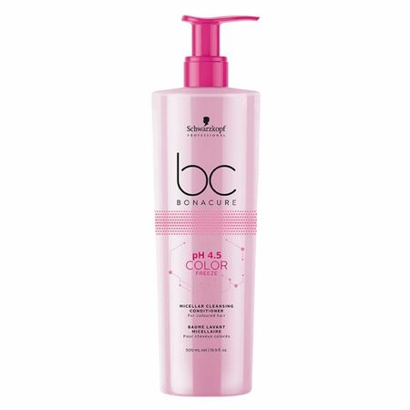 Bonacure Color Freeze Cleansing Conditioner 500ml X