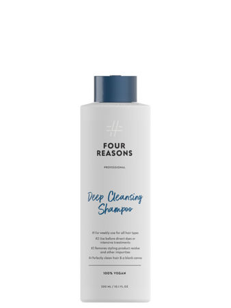 Four Reasons Professional Deep Cleansing Shampoo 300ml
