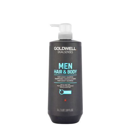 Goldwell DualSenses Men Hair&Body Shampoo 1000ml