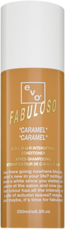 EVO FABULOSO Caramel Conditioner 250ml