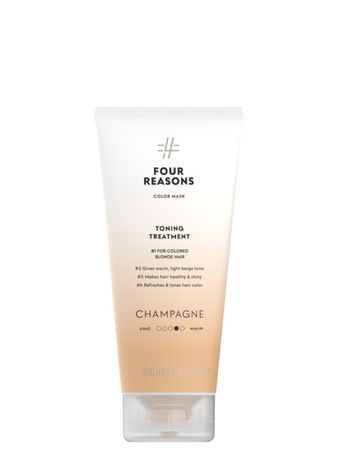 Four Reasons Color Mask TONING TREATMENT CHAMPAGNE200ml
