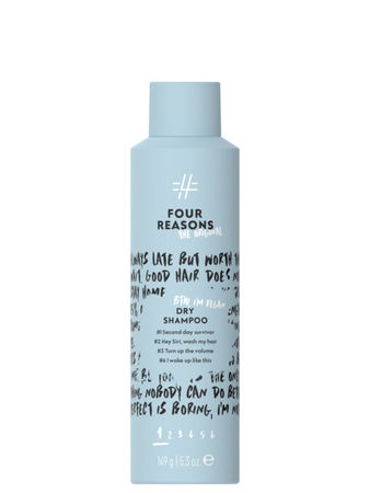 Four Reasons Dry Shampoo 250ml (NEW)