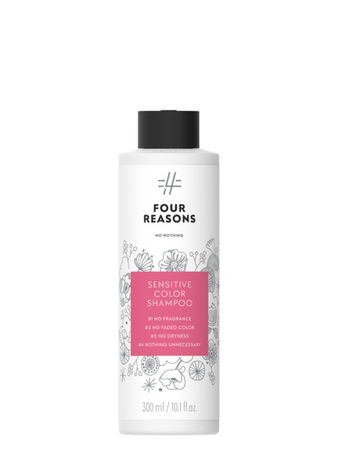 Four Reasons No Nothing Color Shampoo 300ml