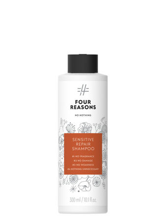 Four Reasons No Nothing Repair Shampoo 300ml