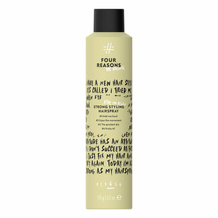 Four Reasons Strong Styling Hairspray 300ml (NEW)