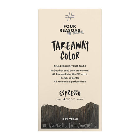 Four Reasons Take Away Color 4.1 - Espresso