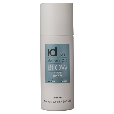 IdHAIR Elements Xclusive Fiber Foam 200ml