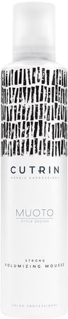 Cutrin Muoto Light Volumizing Mousse 300ml