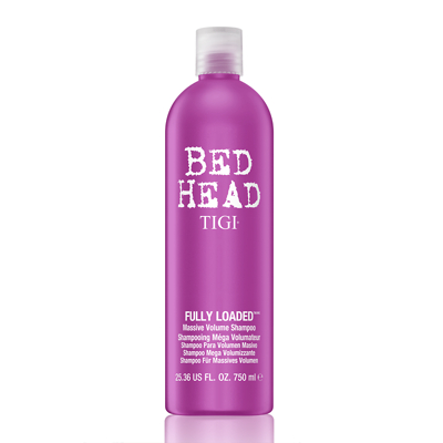 Tigi Bed Head Fully Loaded shampoo 750ml
