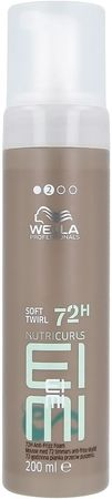 Wella Professional EIMI NutriCurls Soft Twirl Anti-Frizz Foam 200ml