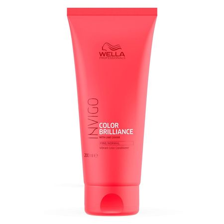 Wella Invigo Color Brilliance Fine Conditioner 200ml