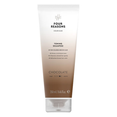 Four Reasons Color Mask TONING SHAMPOO CHOCOLATE 250ml