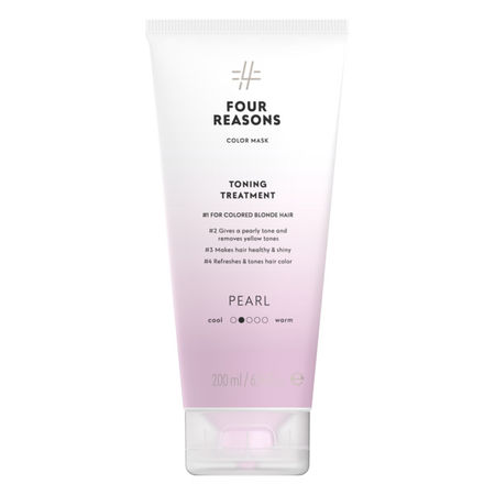 Four Reasons Color Mask TONING TREATMENT PEARL 200ml