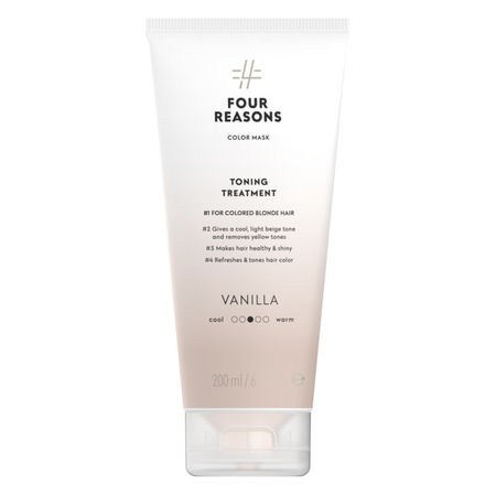 Four Reasons Color Mask TONING TREATMENT VANILLA 200ml
