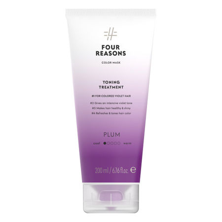 Four Reasons Color Mask TONING TREATMENT PLUM 200ml