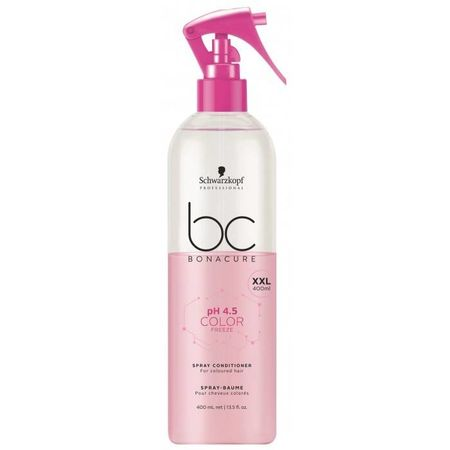 Bonacure XXL Color Freeze Spray Conditioner 400 ml