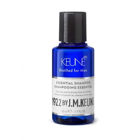 Keune 1922 Essential Shampoo for Men 50ml