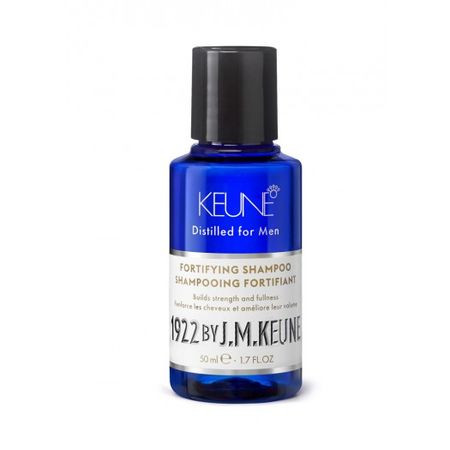 Keune 1922 Fortifying Shampoo for Men 50ml