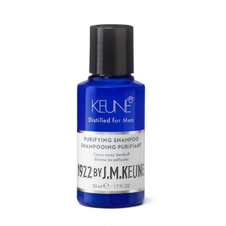 Keune 1922 Purifying Shampoo for Men 50ml
