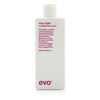 EVO Easy Tiger Straightning Balm 200ml