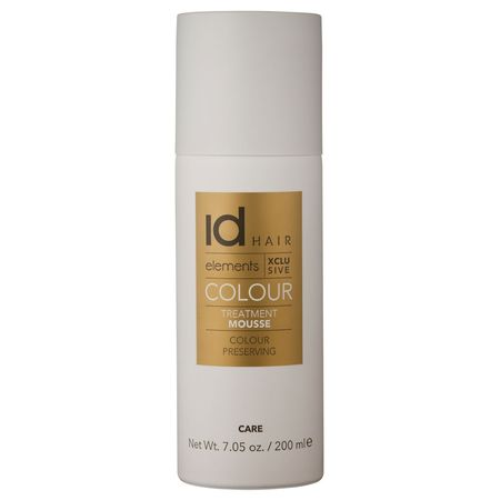 IdHAIR Elements Xclusive Colour Treatment Mousse 200ml