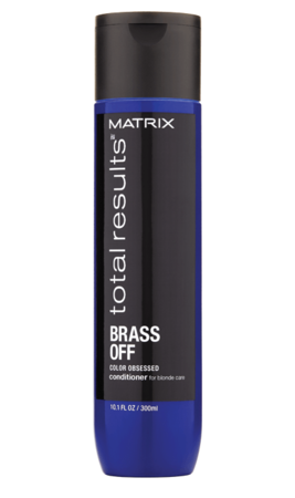 Matrix Total Result Brass Off Conditioner 300ml