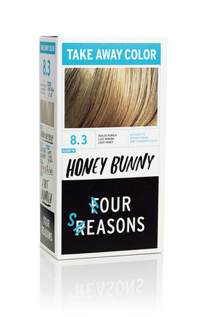 Four Reasons Take Away Color 8.3 - Honey Bunny